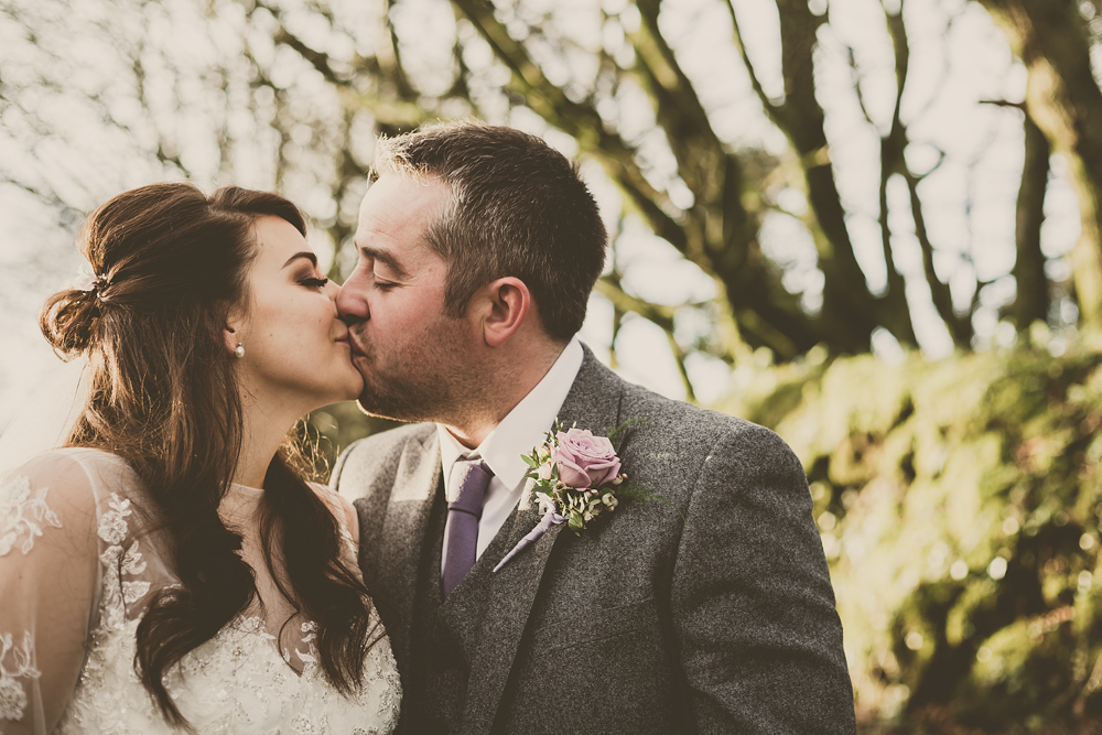 A winter wedding at Trevenna Barns in Cornwall - Image 70