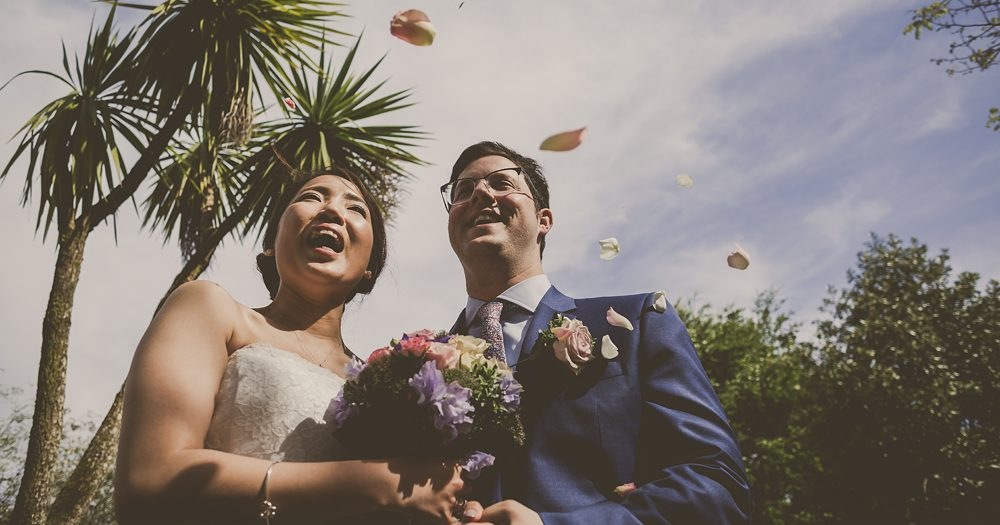 Aeyeong & Gian-Marco: The perfect day at Heligan