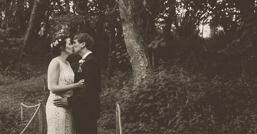 Sophie & Rob: A summer Pengenna wedding