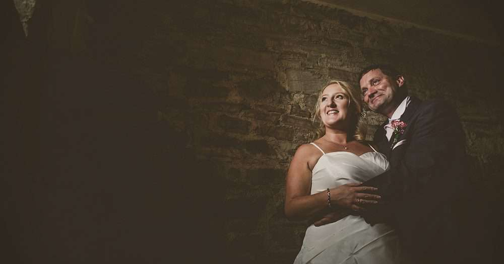 Louise & Tim's wedding at Bodmin Jail