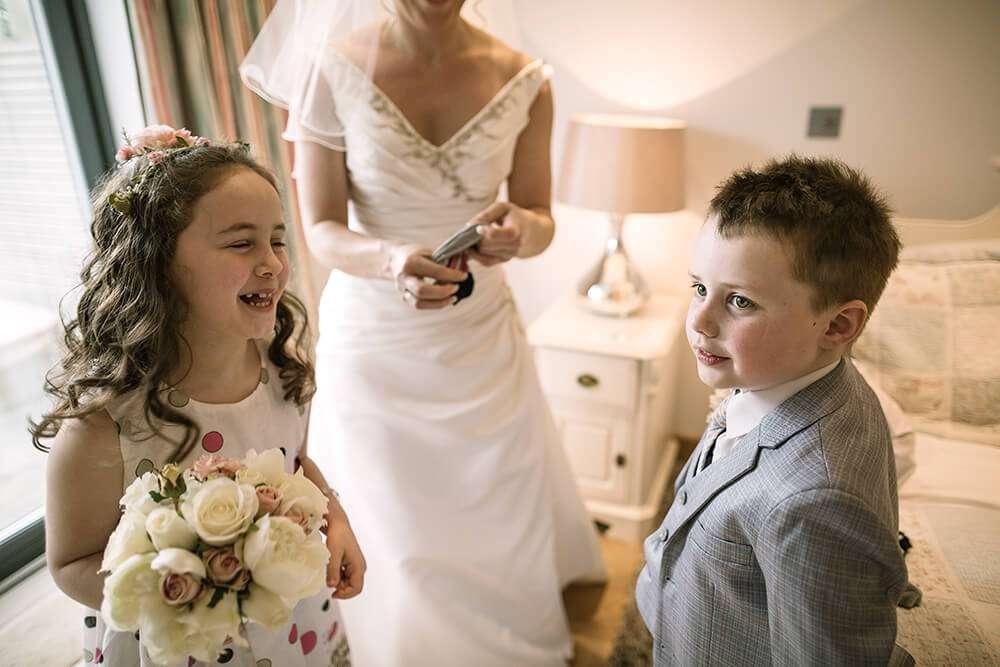 the-emerald-wedding-flower-girl-cornwall