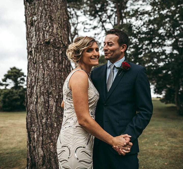 Frankie & Dave's wedding at The Carlyon Bay Hotel - A Preview
