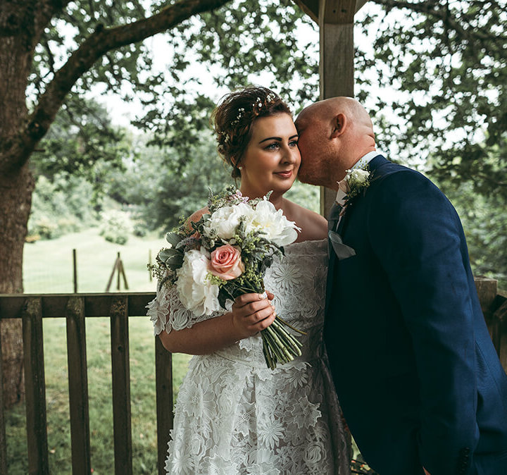 Chantelle & Daniel's wedding at The Green, Cornwall - A Preview