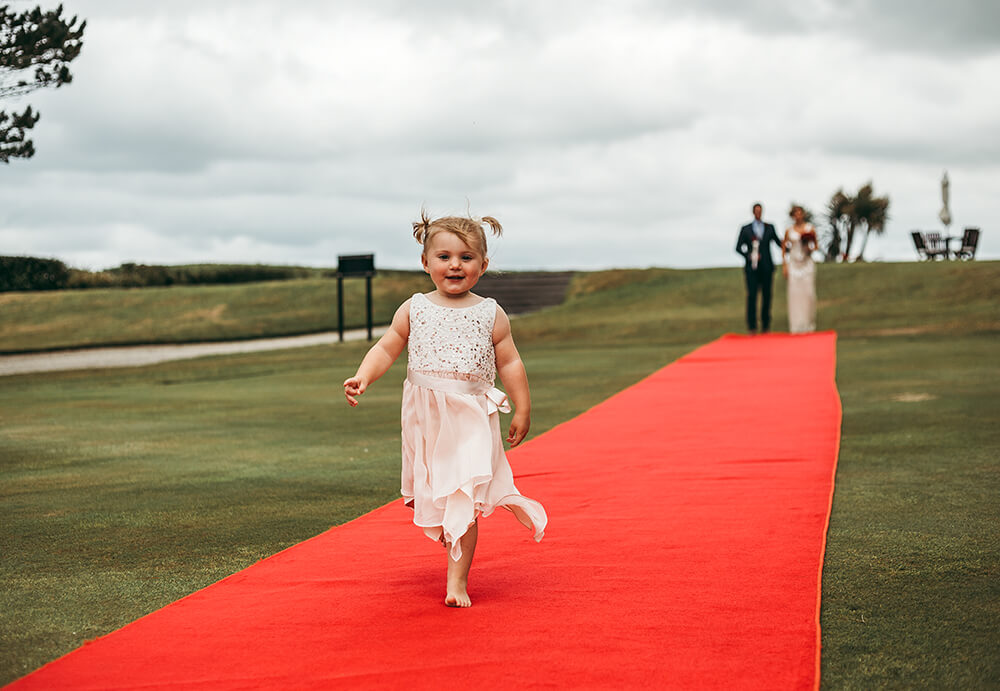 A classic, elegant wedding at The Carlyon Bay Hotel Image 11