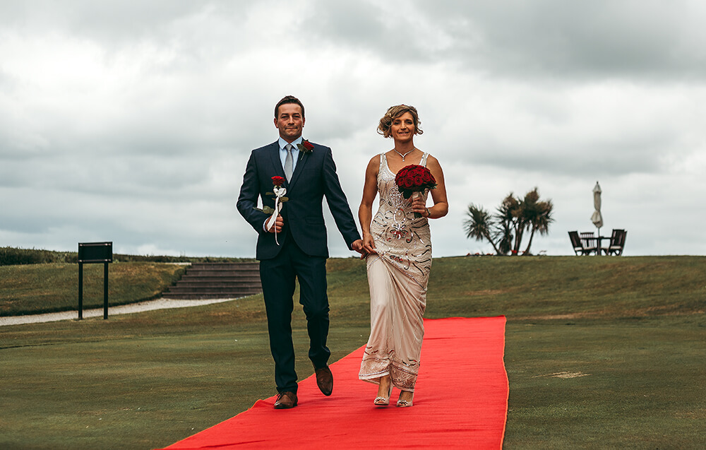 A classic, elegant wedding at The Carlyon Bay Hotel Image 13