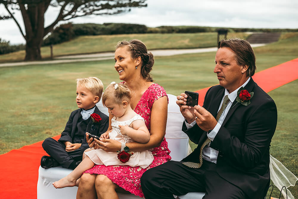 A classic, elegant wedding at The Carlyon Bay Hotel Image 14