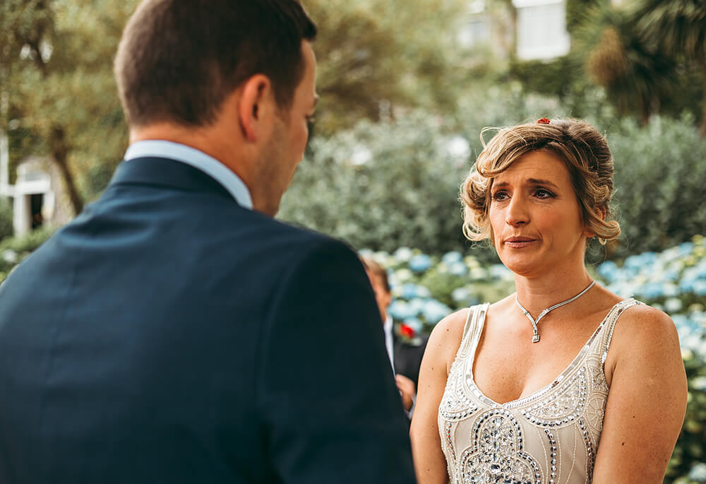 A classic, elegant wedding at The Carlyon Bay Hotel Image 15