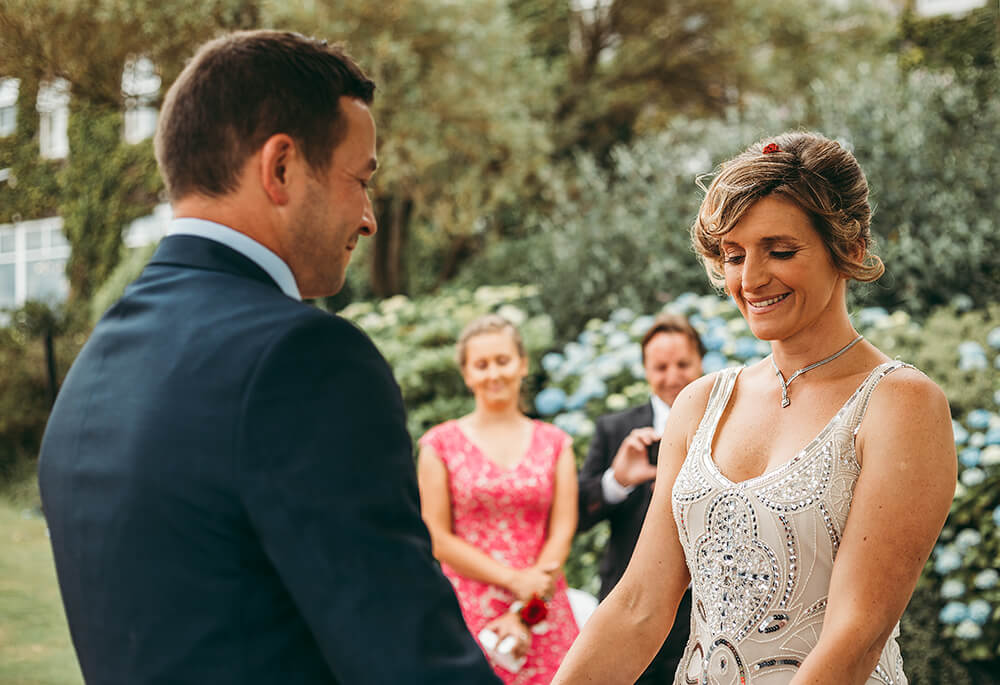 A classic, elegant wedding at The Carlyon Bay Hotel Image 17
