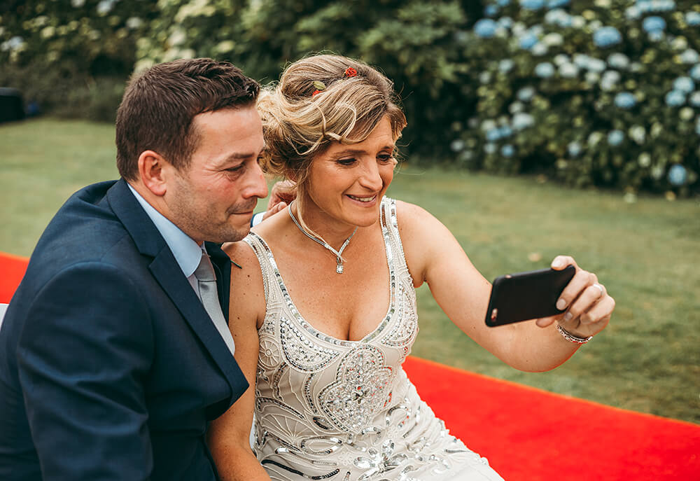 A classic, elegant wedding at The Carlyon Bay Hotel Image 21