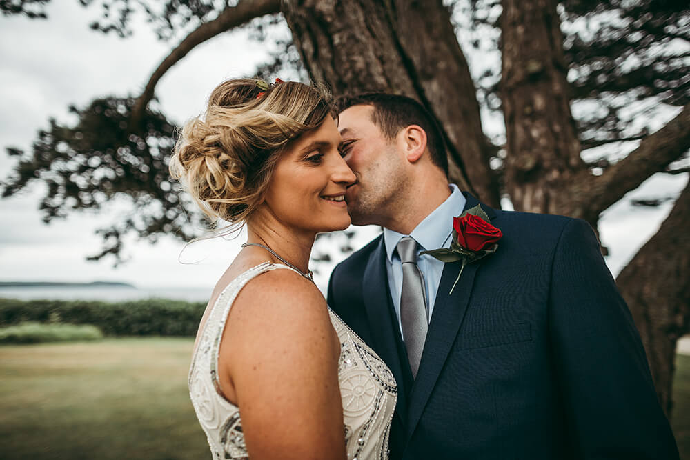 A classic, elegant wedding at The Carlyon Bay Hotel Image 34