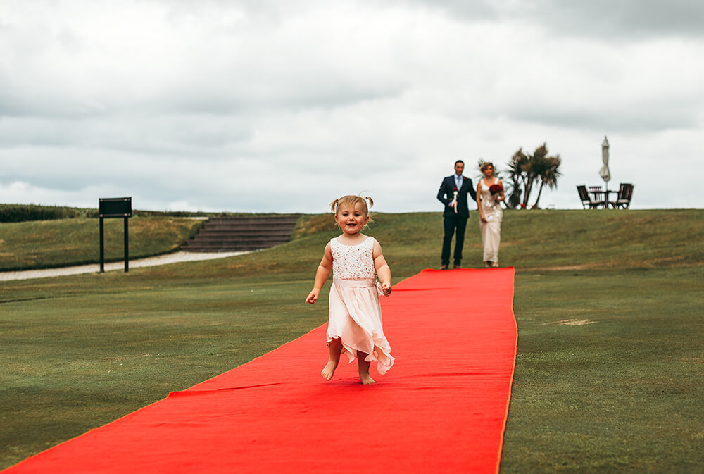 A classic, elegant wedding at The Carlyon Bay Hotel Image 9