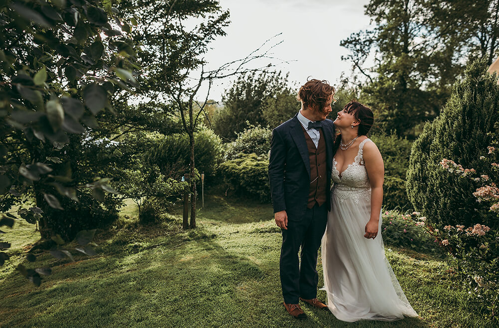 An English Country Tipi Wedding in North Cornwall Image 62 Togetherness