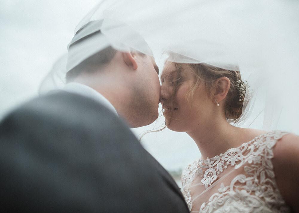 A Disney inspired wedding at Trevenna Barns
