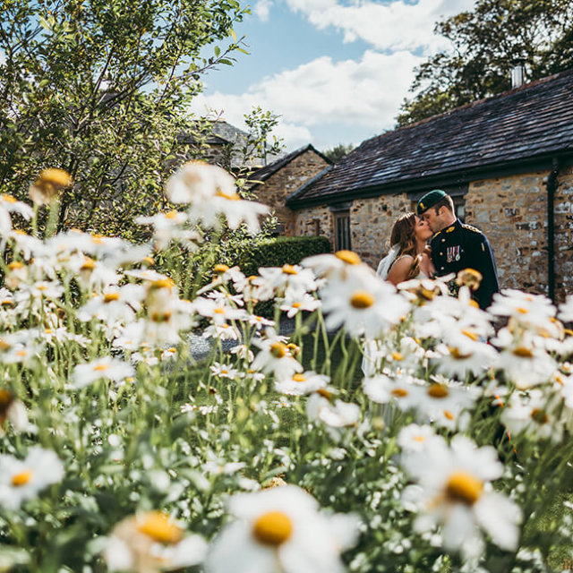 Helen & Mike's wedding at Trevenna Barns - A Preview