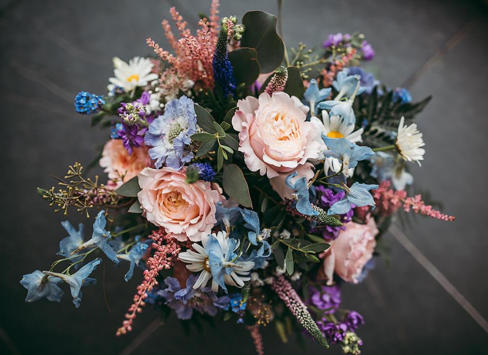 A Disney inspired wedding at Trevenna Barns - Image 3