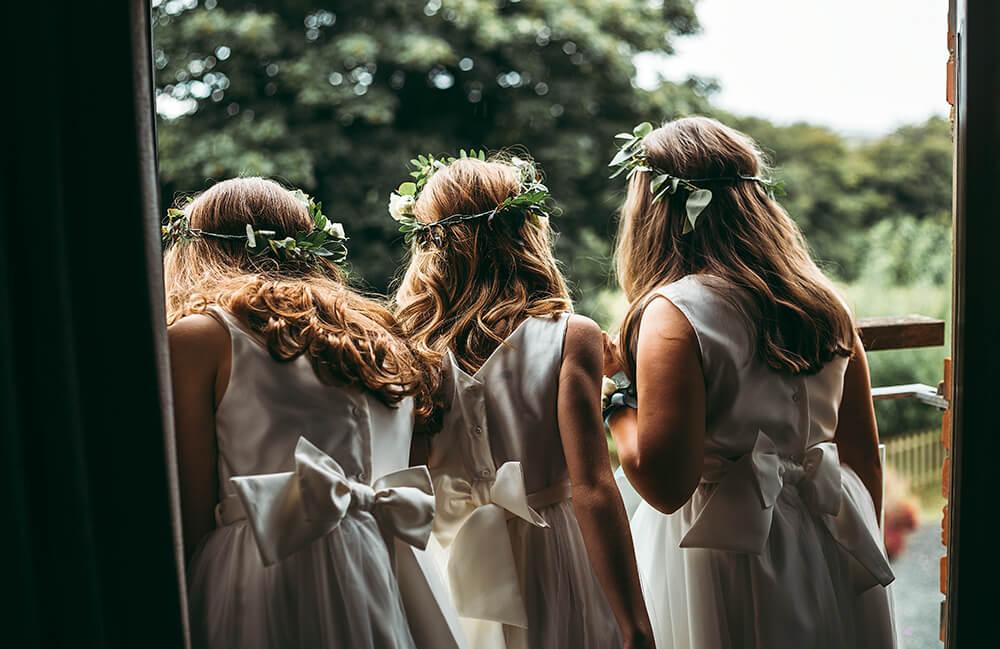 A military wedding at Trevenna Barns - Image 13