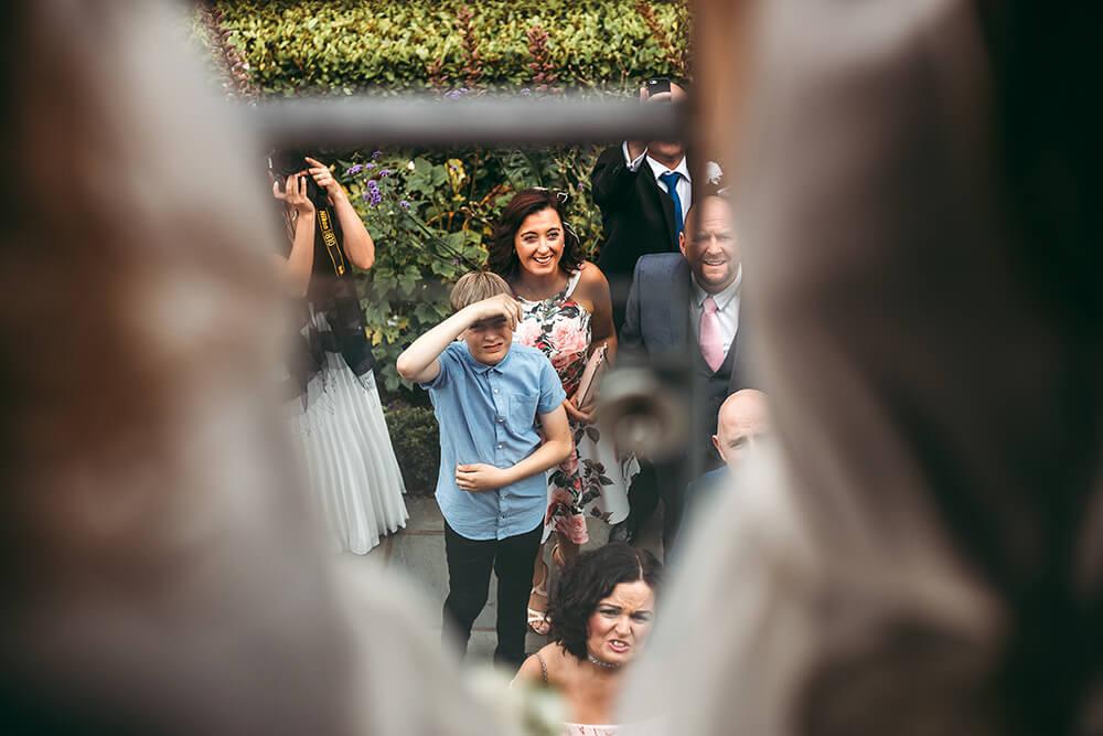 A military wedding at Trevenna Barns - Image 16