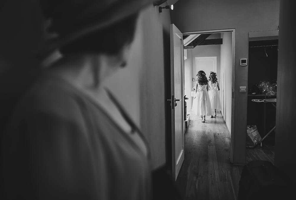 A military wedding at Trevenna Barns - Image 17