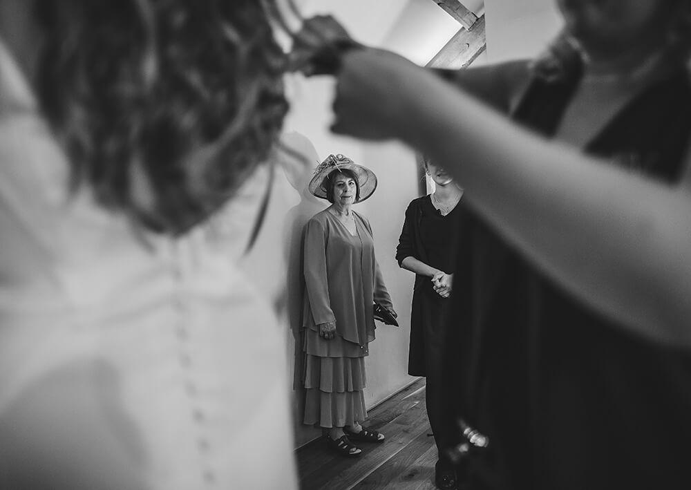 A military wedding at Trevenna Barns - Image 18