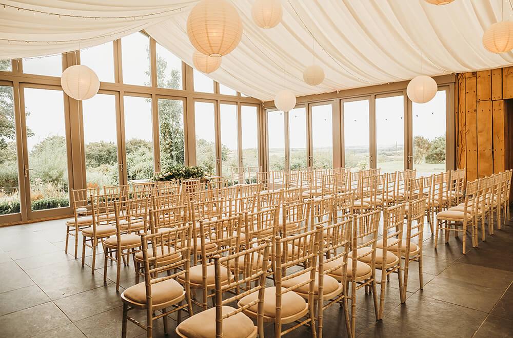A military wedding at Trevenna Barns - Image 2