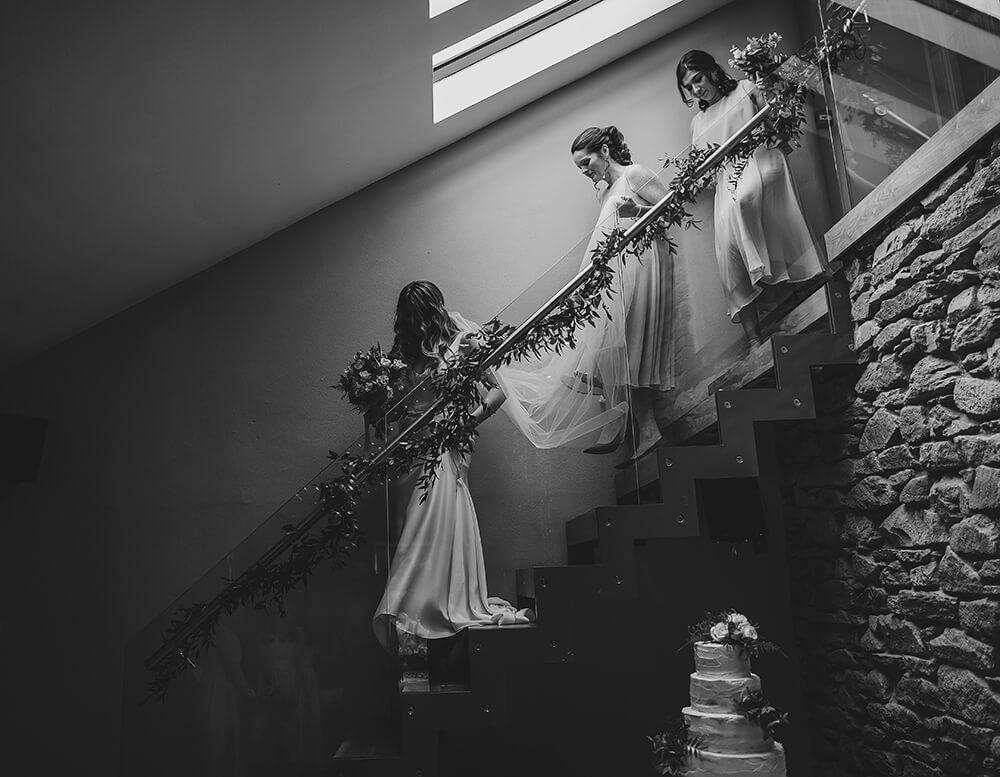 A military wedding at Trevenna Barns - Image 25