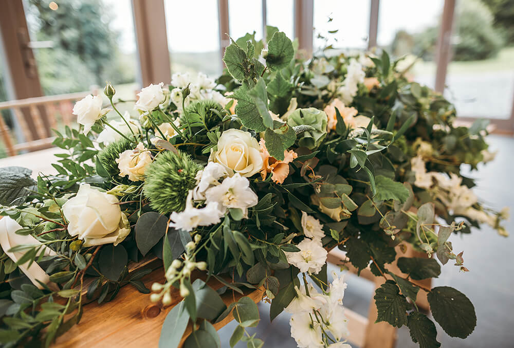 A military wedding at Trevenna Barns - Image 3