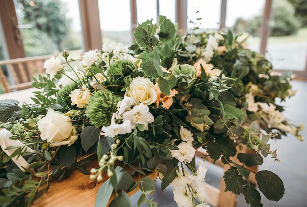 A military wedding at Trevenna Barns - Image 3