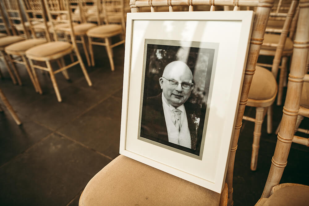 A military wedding at Trevenna Barns - Image 4