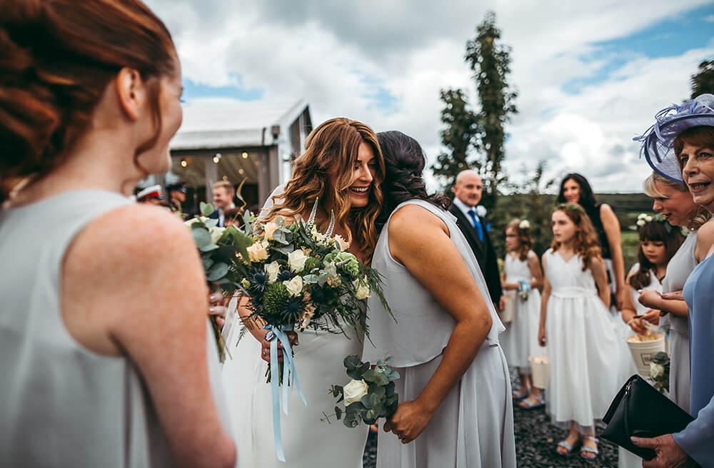A military wedding at Trevenna Barns - Image 40