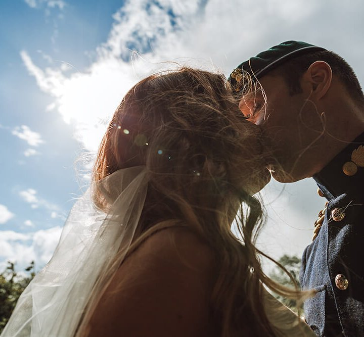 Helen & Mike's Military Wedding at Trevenna Barns