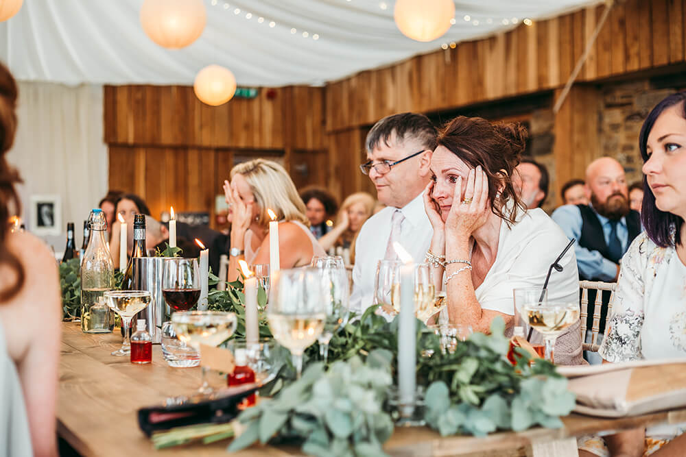 A military wedding at Trevenna Barns - Image 62