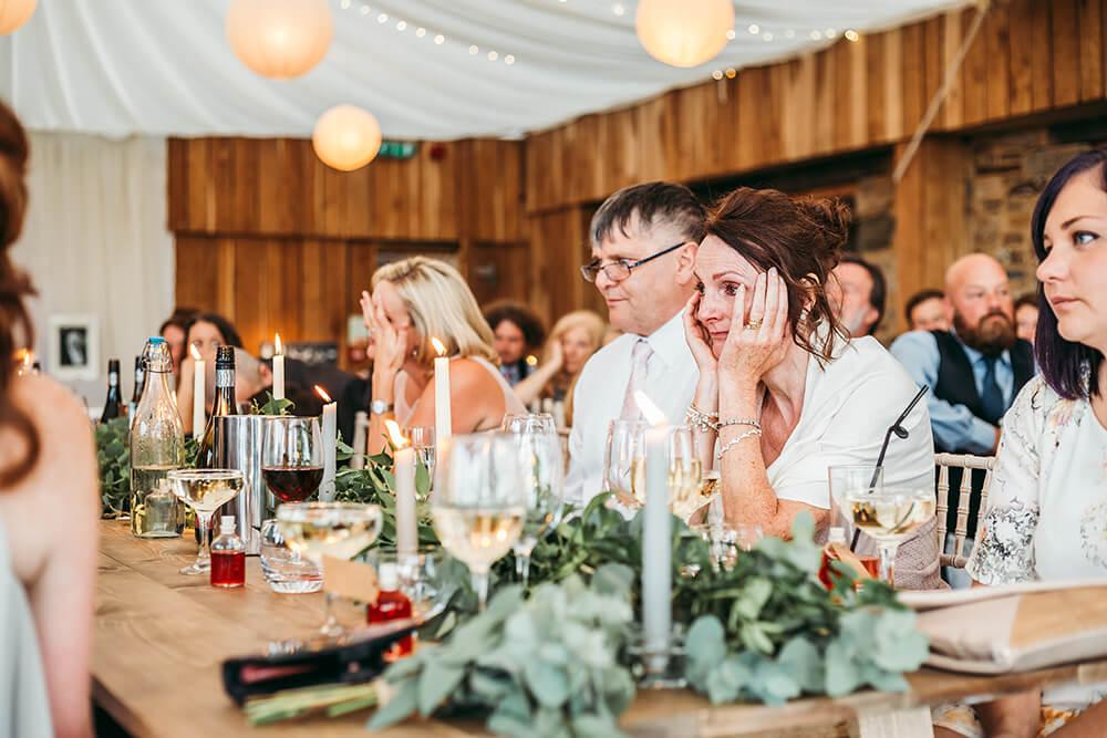A military wedding at Trevenna Barns - Image 62