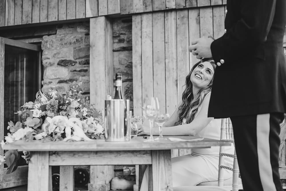 A military wedding at Trevenna Barns - Image 65