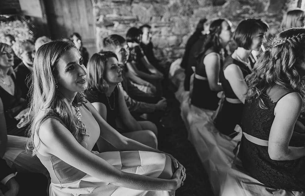 A flamingo farm wedding in Cornwall - Image 27