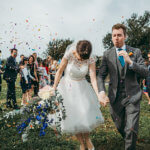 A flamingo farm wedding in Cornwall - Image 34