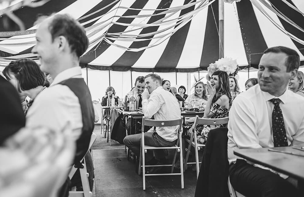 A flamingo farm wedding in Cornwall - Image 47