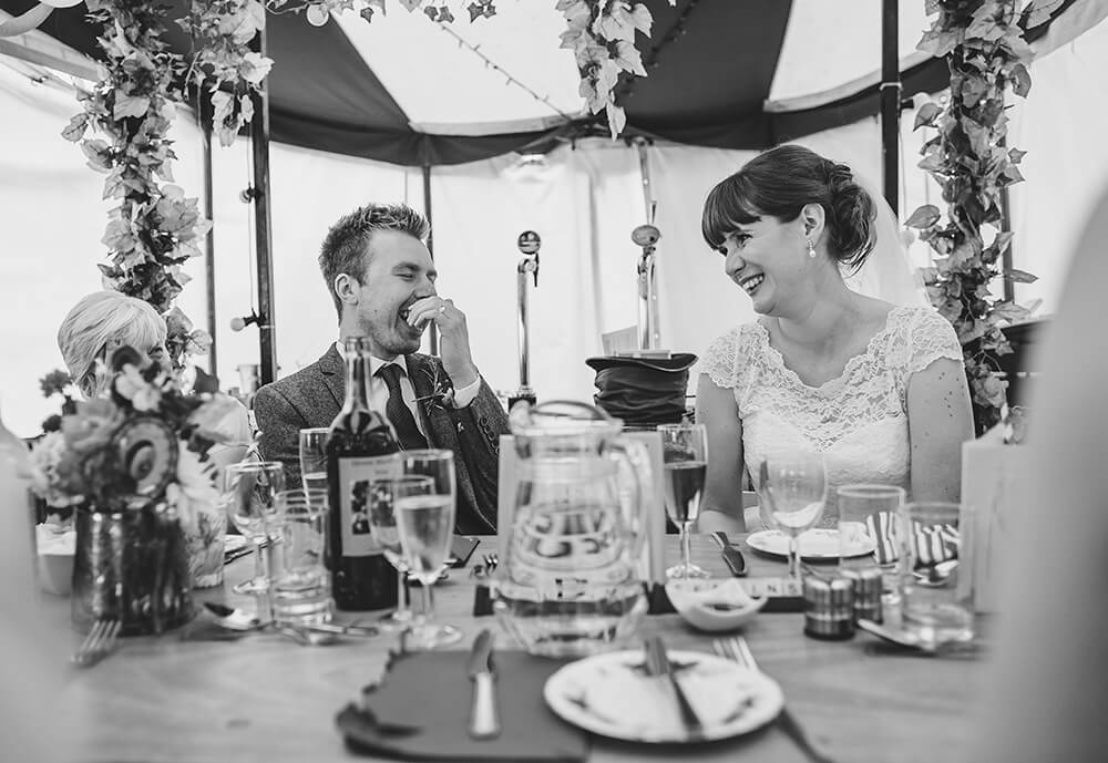 A flamingo farm wedding in Cornwall - Image 50