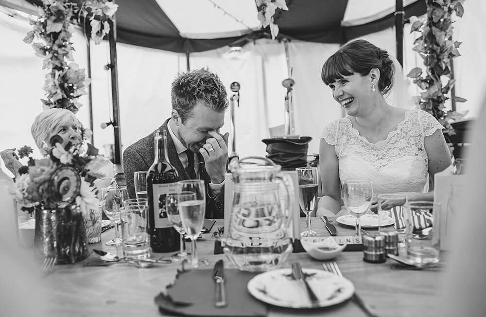 A flamingo farm wedding in Cornwall - Image 51