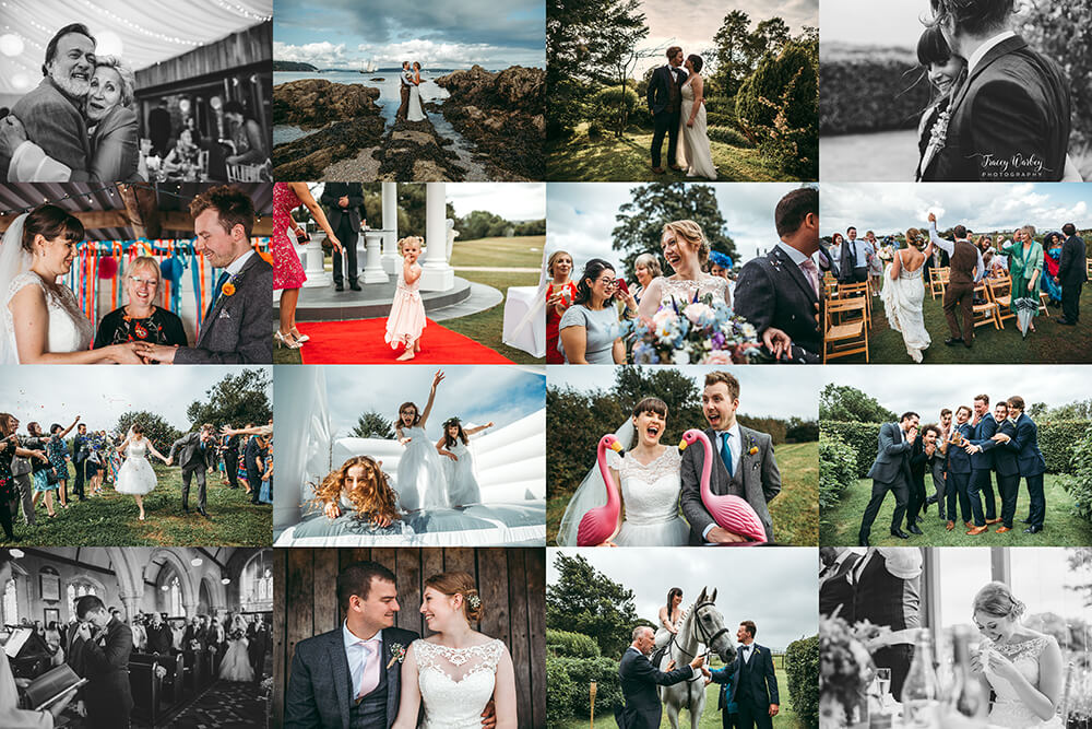 Best of 2017 - Tracey Warbey Wedding Photography