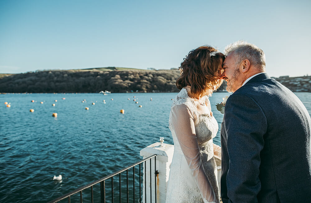 A Fowey boutique wedding at The Old Quay House Hotel - A Preview