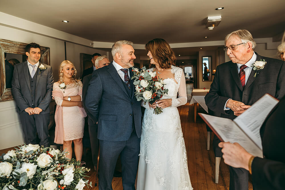 A Fowey boutique wedding at The Old Quay House Hotel - Image 13