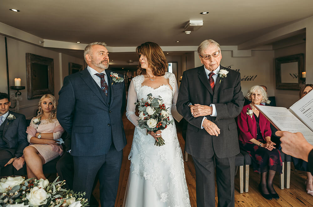 A Fowey boutique wedding at The Old Quay House Hotel - Image 15