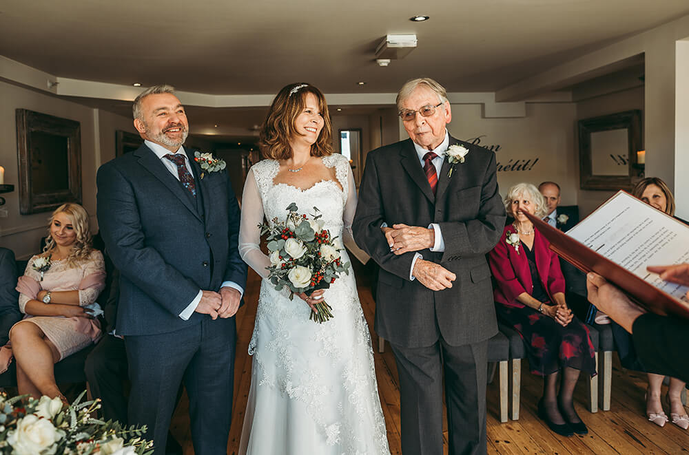 A Fowey boutique wedding at The Old Quay House Hotel - Image 17