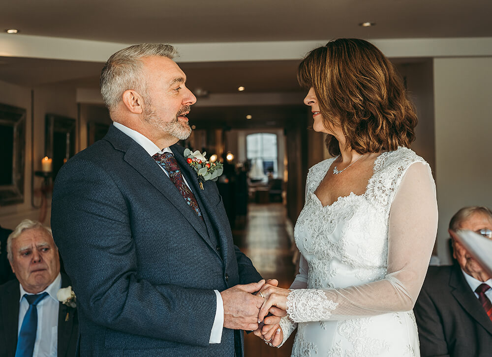 A Fowey boutique wedding at The Old Quay House Hotel - Image 21