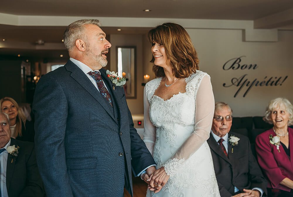 A Fowey boutique wedding at The Old Quay House Hotel - Image 24