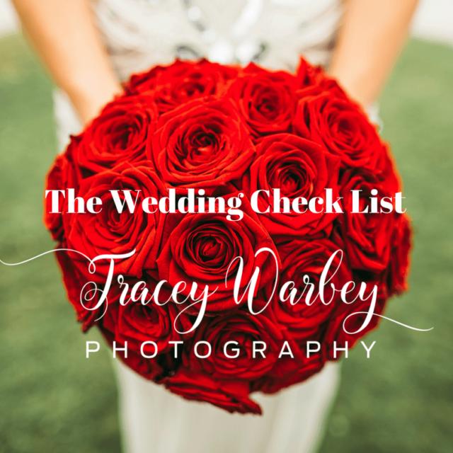 The Wedding Check List