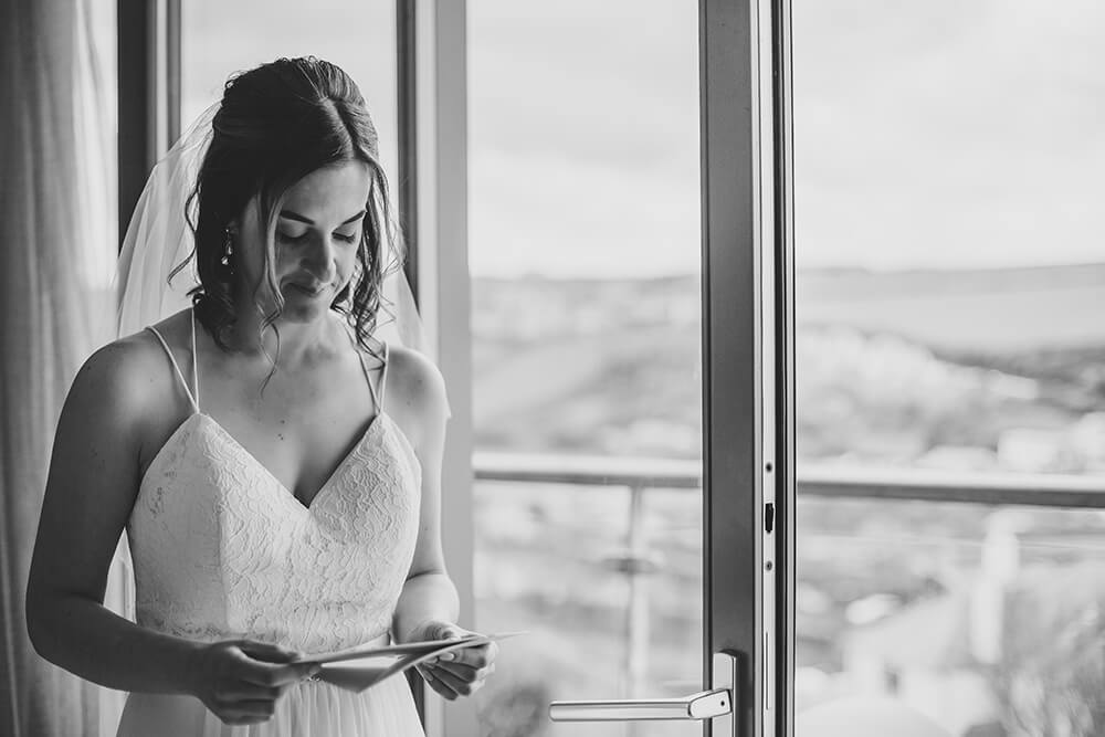 The Scarlet Hotel Cornwall spring wedding- Image 19