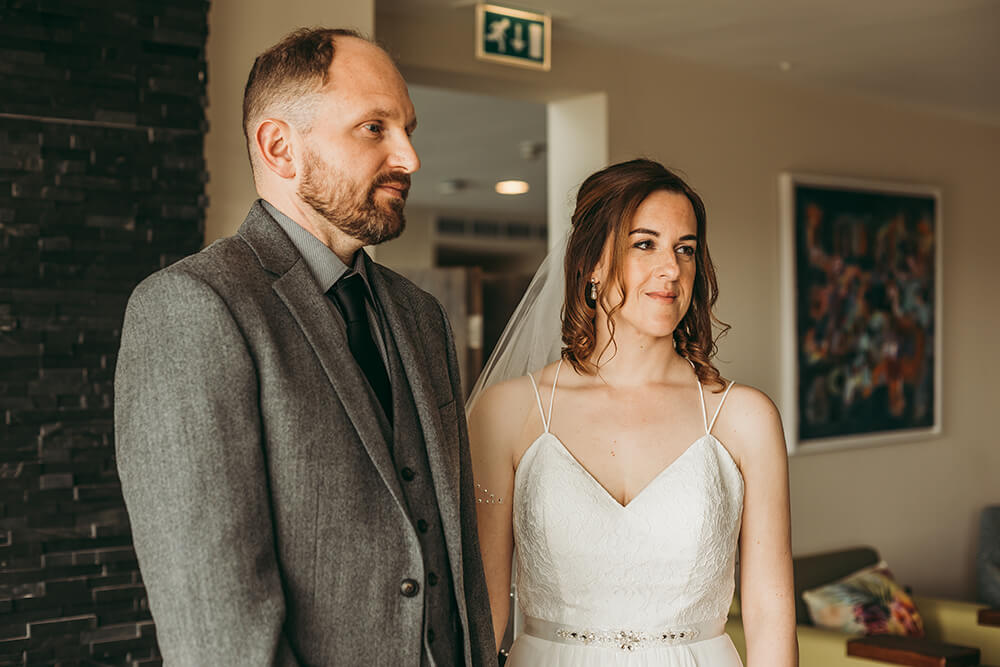 The Scarlet Hotel Cornwall spring wedding- Image 29