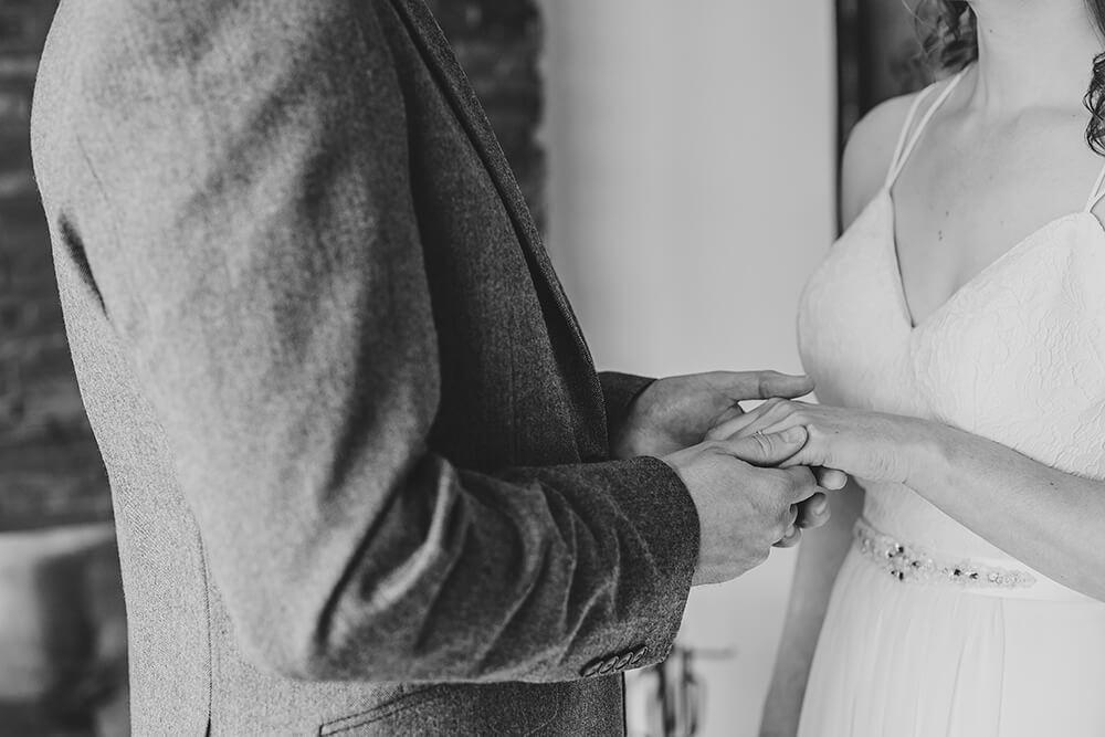 The Scarlet Hotel Cornwall spring wedding- Image 35