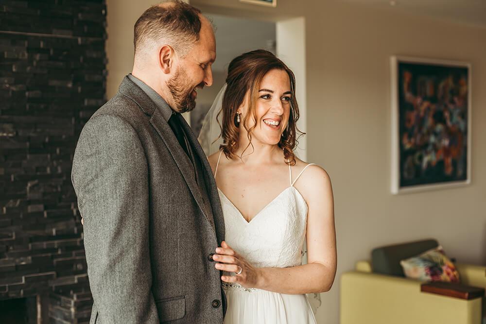 The Scarlet Hotel Cornwall spring wedding- Image 43